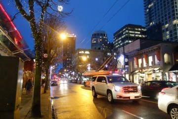 Davie Street Vancouver