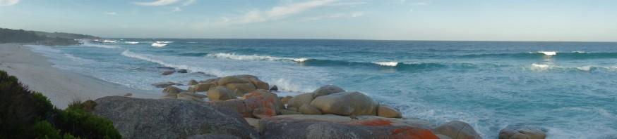 Swimcart Beach - Bay of Fires
